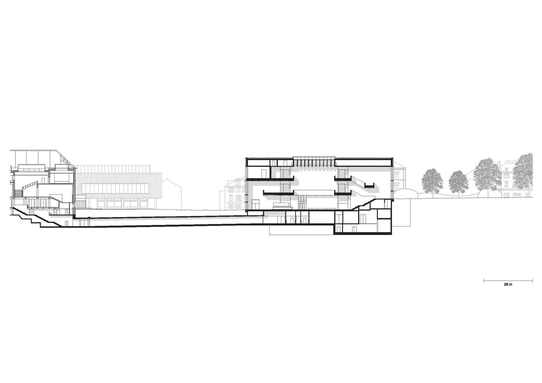 Kunsthaus Zürich  - 20210712 Chipperfield Kunsthaus 13.2 69