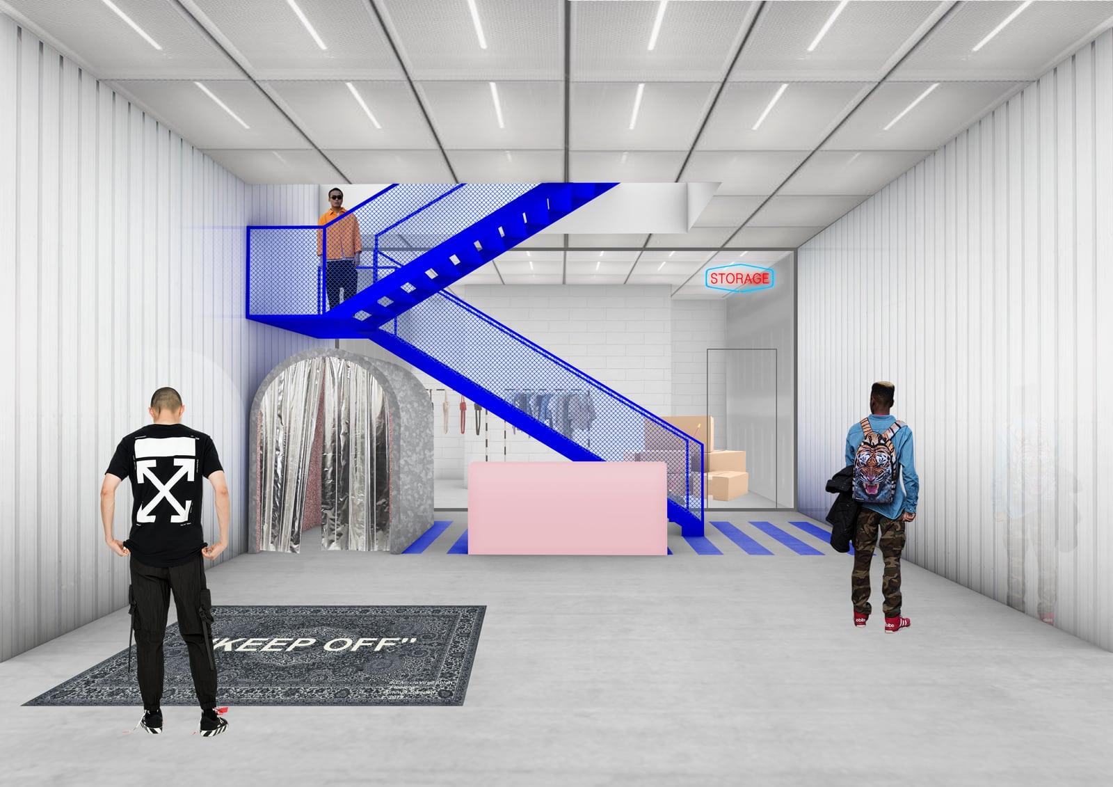 Off-White Flagship Store  - 20210726 OMA OffWhiteMiami 11.2 71
