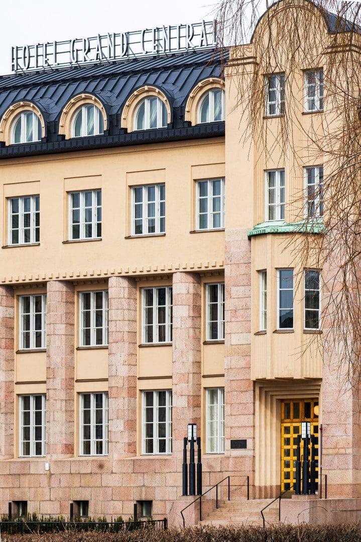 Hotel Scandic Grand Central Finland  - Cosentino casestudy hotel grand 63