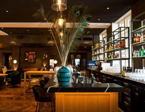 Restaurant Quipu  - Cosentino casestudy hotel grand central interior2 DSC0529 1 33
