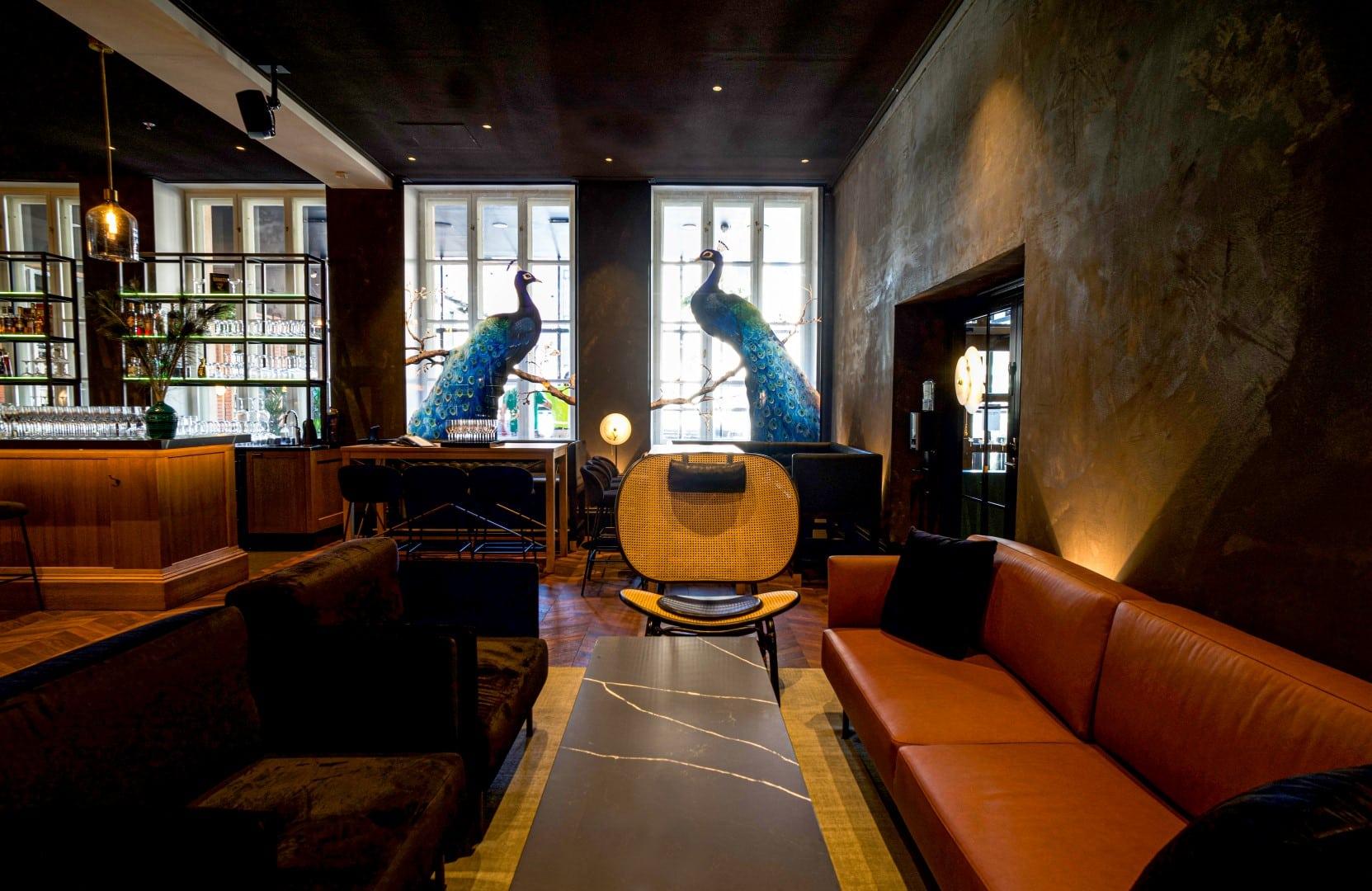 Hotel Scandic Grand Central Finland  - Cosentino casestudy hotel grand central interior4 DSC0511 55
