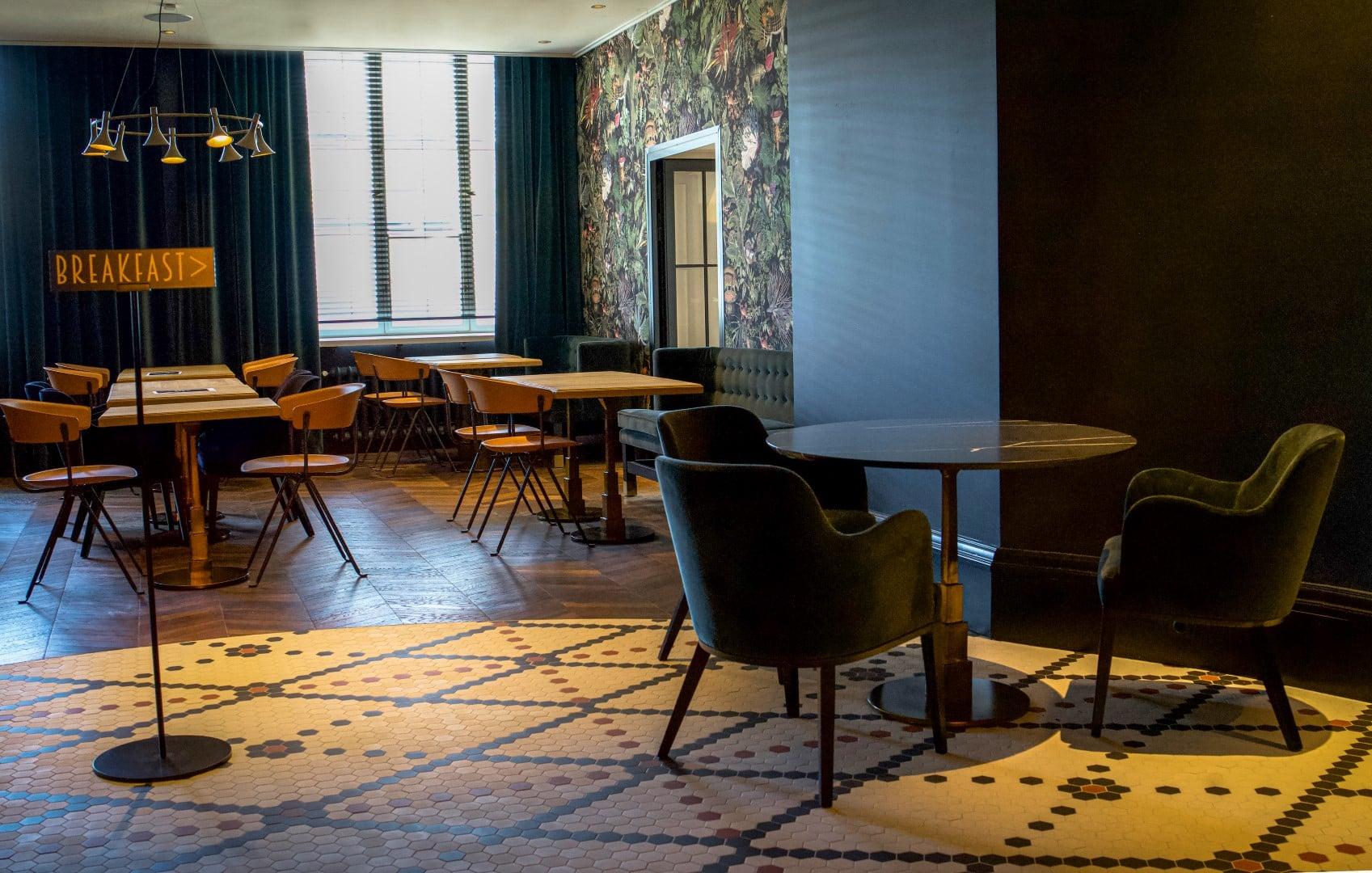 Hotel Scandic Grand Central Finland  - Cosentino casestudy hotel grand central interior7 DSC0597 61