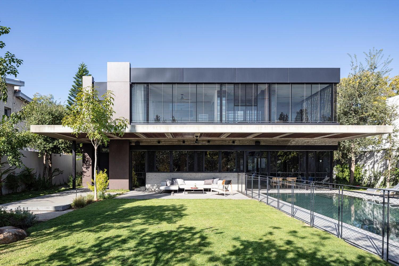 Private Villa - Central Israel  - EIDELMAN ERDINAST 001 51