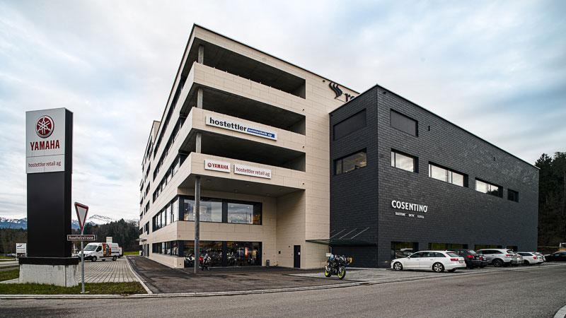 Cosentino Center Zurich  - Roandi Facade Neuhaus 2 53