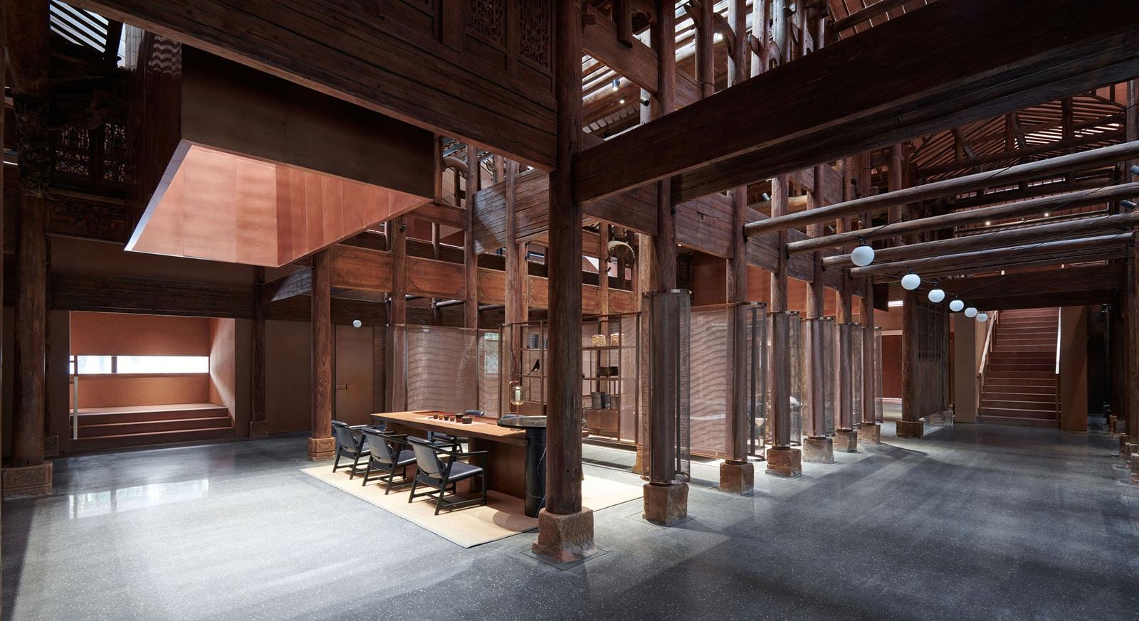 Fuzhou Teahouse  - 20210809 NeriHu FuzhouTeahouse 08 50