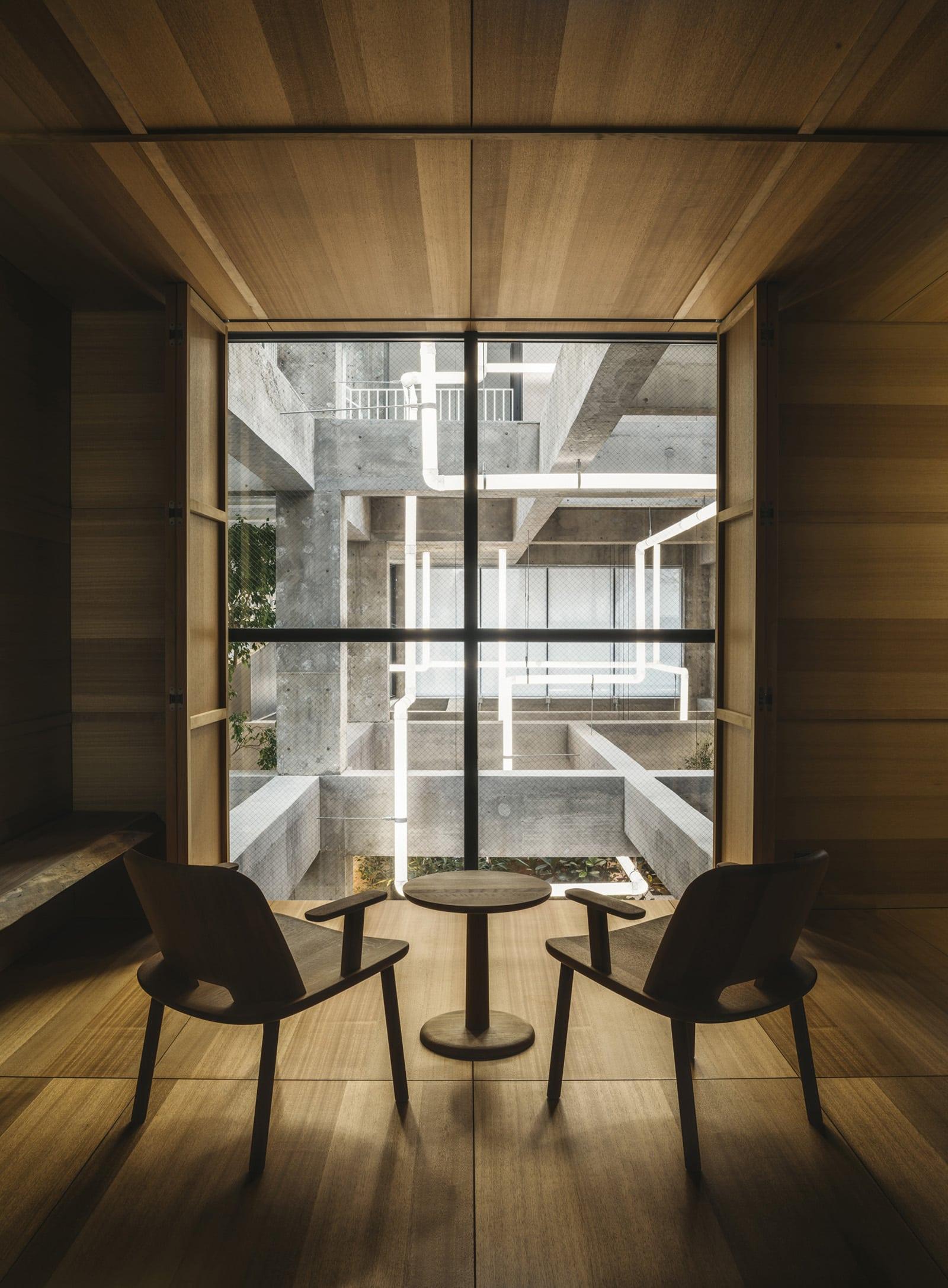Shiroiya Hotel  - 20210816 SouFujimoto ShiroiyaHotel 07.2 1 47