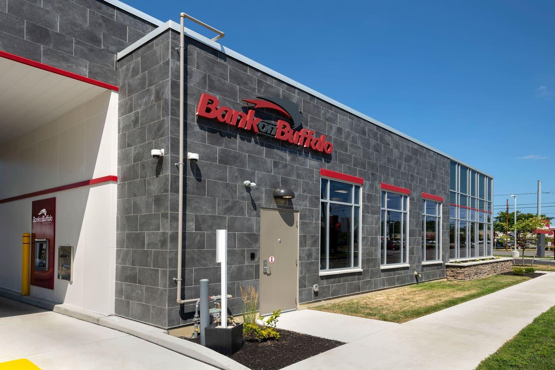 Bank of Buffalo  - Bank of Buffalo 1 60