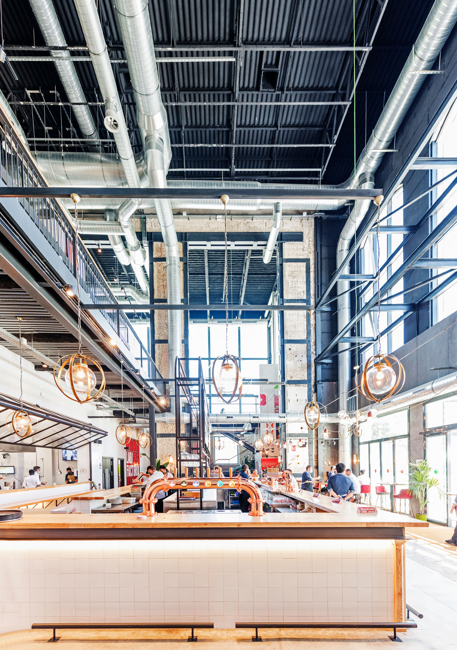 La Factoría Cruzcampo  - Cruzcampo 2021JULIO 64 75