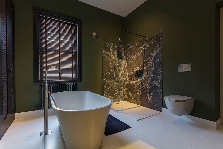 Luxury Residential Bathroom  - Luxury Bathroom 8 51